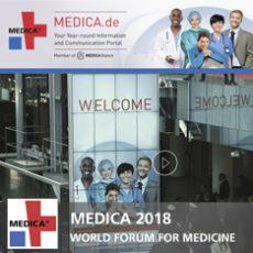 Medica 2018 icon