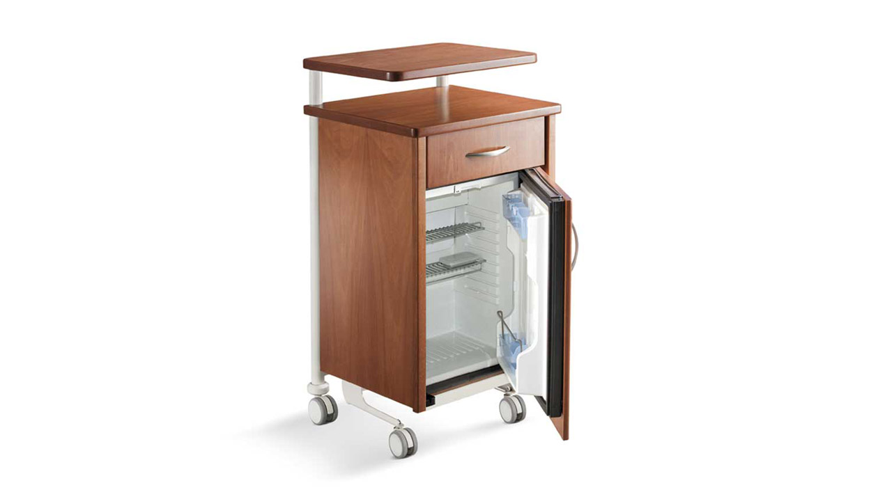 Psiliakos 2551 wood Bedside Cabinet