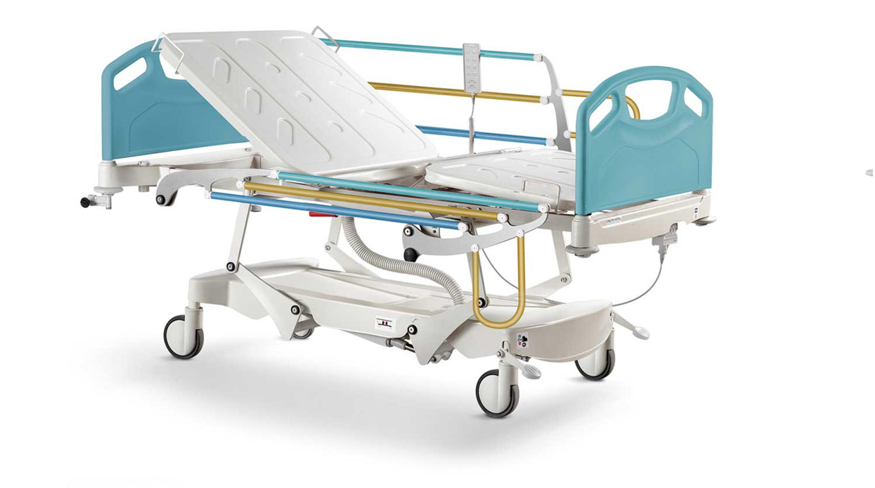 Psiliakos - 3303 Pediatric Hospital Bed