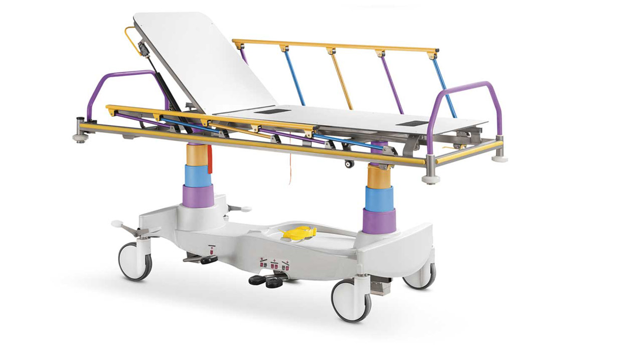 Psiliakos - 6005 Pediatric Stretcher