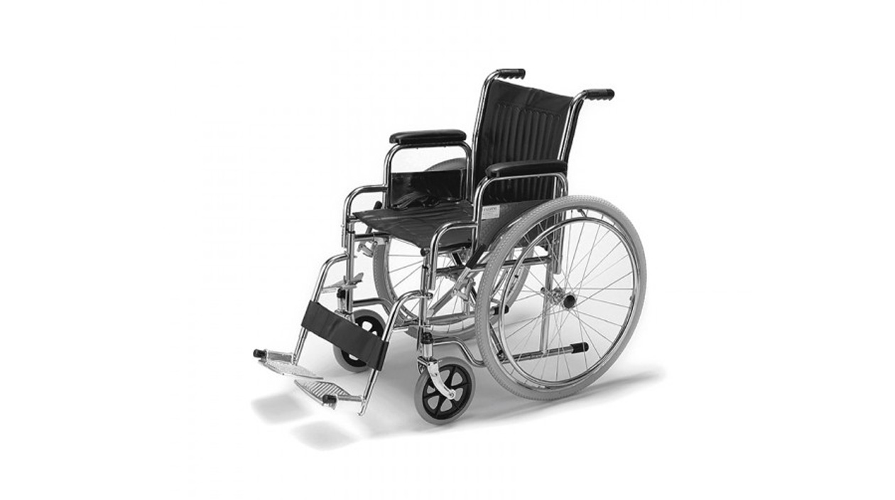 Psiliakos - TR921 Folding Wheelchair